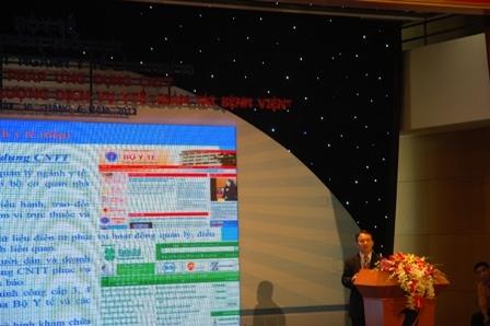 Hội nghị quốc gia ứng dụng công nghệ thông tin ngành y tế lần thứ VI