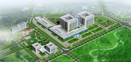 Bộ trưởng Bộ Y tế kiểm tra tiến độ xây dựng mới Bệnh viện Bệnh Nhiệt đới Trung ương