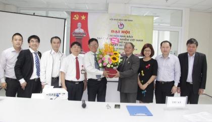 Đại hội chi hội Nhà báo Tạp chí Truyền nhiễm Việt Nam nhiệm kỳ 2017 - 2020