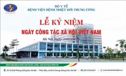 Lễ Kỷ niệm Ngày công tác xã hội Việt Nam