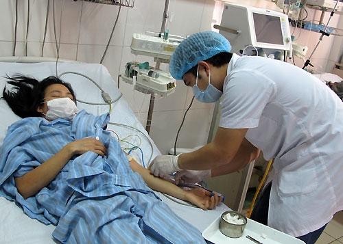 Cúm H1N1 bùng lên mạnh mẽ