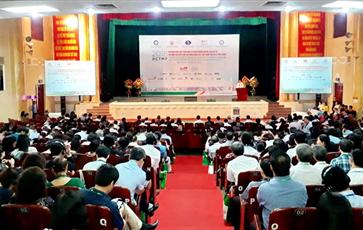 Hội nghị khoa học toàn quốc về truyền nhiễm và Hội nghị Đông Nam Á về nhiệt đới – ký sinh trùng