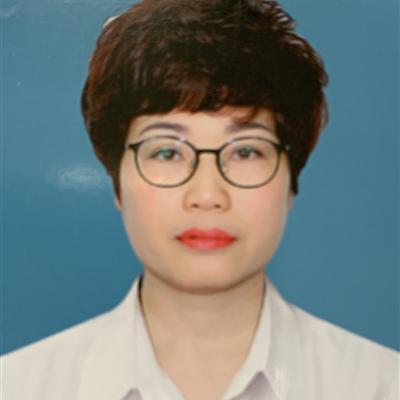 BSCK I .Nguyễn Thị Thu Hà