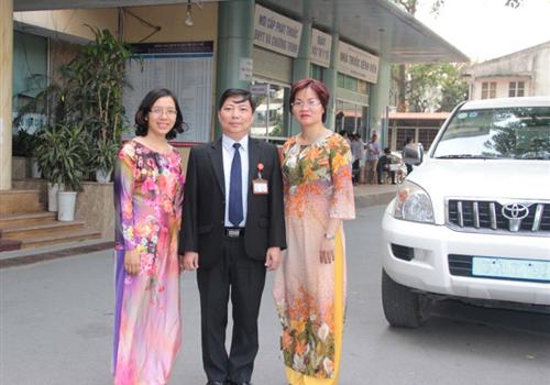 Phòng Hợp tác Quốc tế