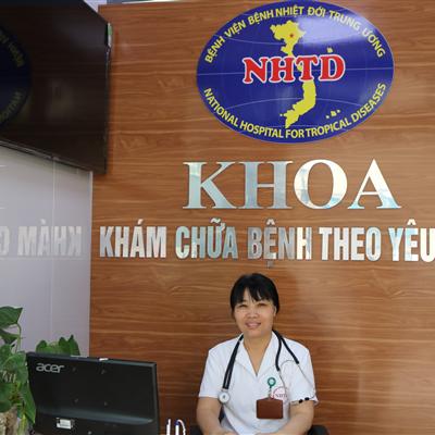 BS CKII Nguyễn Thị Hoài Dung
