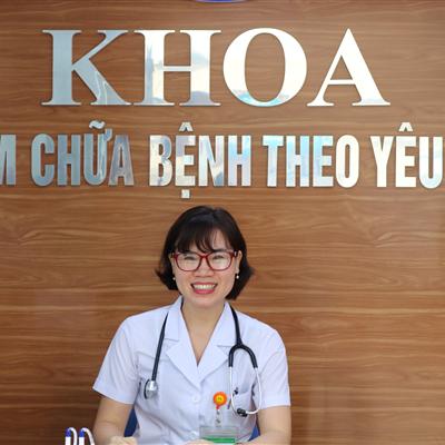 Bs CKII Vũ Thị Thu Hương