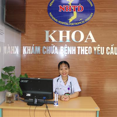 Ths. BS Nội trú Nguyễn Thị Liên Hà
