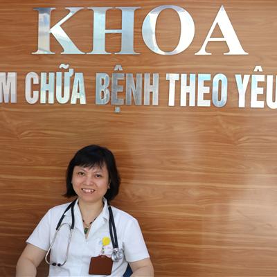 TS. BS Nguyễn Kim Thư