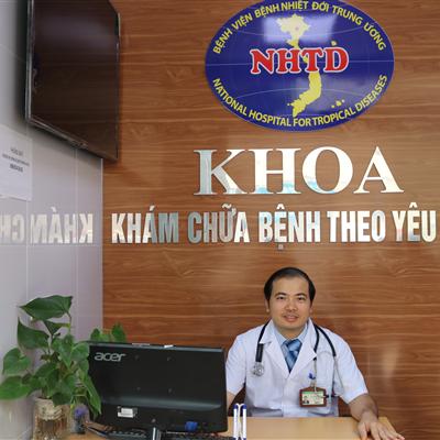 Ths. BS Nội trú Nguyễn Mạnh Trường