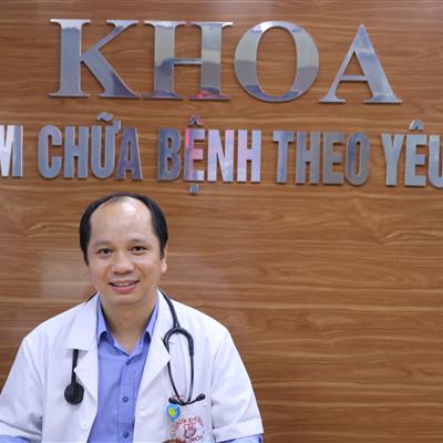 TS. BS Trần Văn Giang
