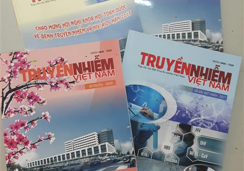 Tạp chí Truyền nhiễm Việt Nam