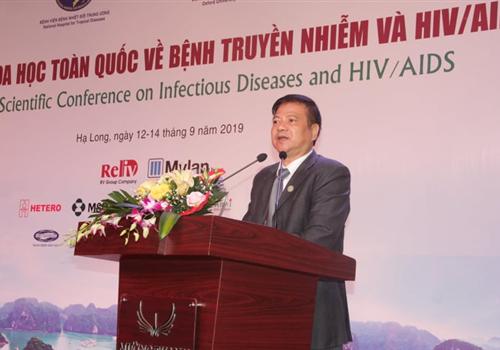 Hội nghị khoa học toàn quốc về bệnh Truyền nhiễm và HIV/AIDS năm 2019